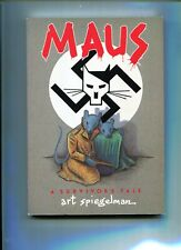 MAUS A SURVIVOR'S TALE BY ART SPIEGELMAN VOLUME 1 (1986) CLASSIC GRAPHIC NOVEL