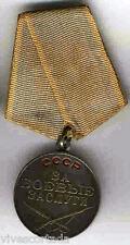 Russia Decorazione Merito militare Argento y smalti