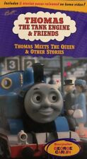 Thomas the Tank Engine-Thomas Meets the Queen and Other Stories(VHS,1997)SHIP24H