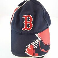 """559c6831825 Boston Red Sox MLB Cap Navy 47 Brand Twins Clean Up Kids """"B"""" Painted"""