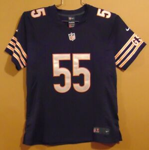 CHICAGO BEARS LANCE BRIGGS HOME NFL JERSEY