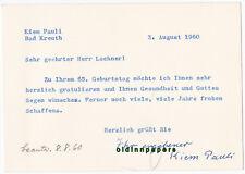 Kiem Pauli Volksmusik Wildbad Kreuth an Mollier Pseudonym Lachner Schriftsteller