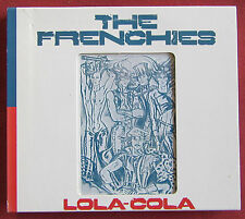 THE FRENCHIES  CD   LOLA COLA  JURASSiC PUNK