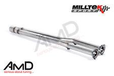 Milltek Golf r32 de Cat r32 mk4 Milltek Sport Decat Rohr Kat Bypass