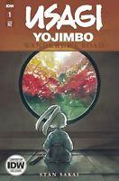 Usagi Yojimbo Wanderer's Road 1 Peach Momoko LE 700 NYCC 2020 Exclusive Variant