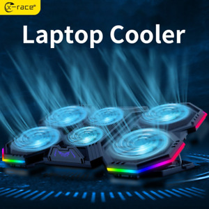 Gaming pc Notebook Radiator Air cooler laptop Stand with 6 fans Computer cooler