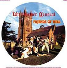"Witchfinder General - Friends Of Hell NEW 12"" Picture Disc"