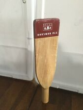 Bell's Oarsman *RARE PADDLE* Tap Handle
