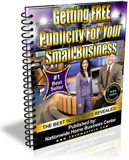 GETTING FREE PUBLICITY FOR YOUR SMALL BUSINESS PDF EBOOK FREE SHIPPING