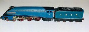 Hornby Sir Nigel Gresley 7 locomotive LNER tender  (157)