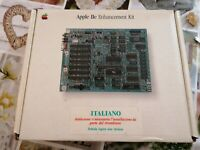 Apple IIe Enhancement kit come nuovo Vintage box originale 65C02