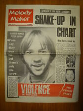 MELODY MAKER 1968 JAN 13 MONKEES TORK PLASTIC PENNY