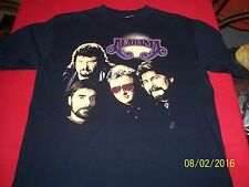 Vtg 90's Alabama 1992 concert XL t-shirt Country excellent condition