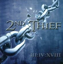 2nd Thief Band : 2nd Thief-3:4:18 CD