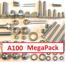 Suzuki A100 - Nut / Bolt / Screw Stainless MegaPack