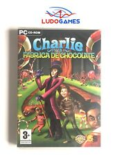 Charlie Fabrica De Chocolate PC Nuevo Precintado Videogame Sealed Videojuego SPA