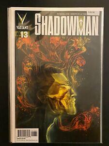 Shadowman 13 Variant High Grade Valiant Comic Book CL92-90