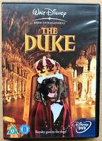 The Duke DVD 1999 Walt Disney Dog Inherits Riches Estate Family Film