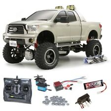 TAMIYA TOYOTA TUNDRA HIGH-Lift 3-Gang 4x4 ensemble complet + roulement à billes - 58415 kuset