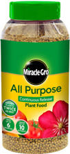 Miracle-Gro All Purpose Slow Release Plant Food Shaker Jar 1Kg