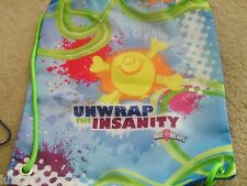 iScream Shop Airheads Candy Drawstring cinch sack Backpack