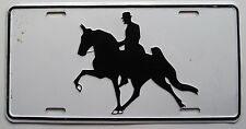 1990's HORSE BOOSTER License Plate
