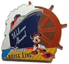 Disney Pin: DCL Featured Artist 2005 - Ready For Sailing Jumbo (New/Box)