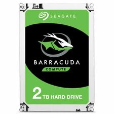 "Seagate BarraCuda 2TB, 3.5"" SATA III, Interno HDD (ST2000DM008)"