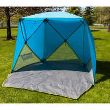 Old Bahama Bay Pop Up Portable Shelter-Great For Outdoor + Beaches+Backyard Camp