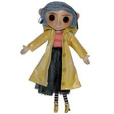 "Precious Coraline Prop Replica Doll, 10"" Adorable Goth Ghoul by Neca"