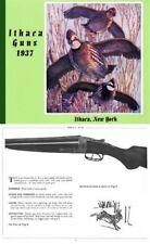 Ithaca 1937 Shotguns Catalog