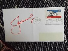 HAND SIGNED ENVELOPE BY RUSSIAN ASTRONAUT ALEXEI LEONOV - 1st SPACE WALK