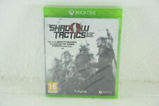 Shadow Tactics: Blades of the Shogun NEW - Xbox - Xbox One