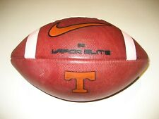 2018 Tennessee Volunteers GAME USED Nike Vapor Elite Football - University VOLS
