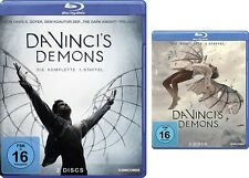 4 Blu-rays * DA VINCI´S DEMONS STAFFEL 1 + 2 IM SET # NEU OVP $