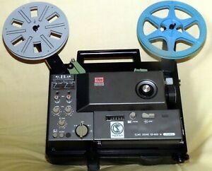 Projecteur sonore stereo Super 8 ELMO  sound- GS 800