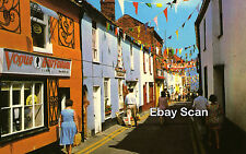 North Norfolk Postcard - Wells next the Sea - Staithe Street - PT14098