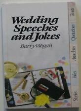 Wedding Speeches & Jokes-Barry Wogan