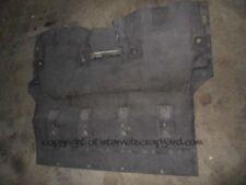 Nissan Patrol Gr y61 97-13 2.8 Swb Centro Media Bota tronco equipaje alfombra Mat