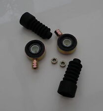 Gearbox Gear Change Cable Ends Rubber Socket joints & Gaiters for MGF MGTF MG