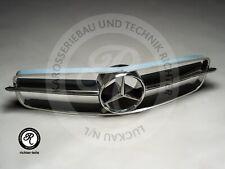 Chromfrontgrill,Kühlergrill,Frontmaske, Mercedes W121,190SL, Oldtimer,Bugmaske,