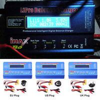 IMAX B6 RC 80W Digital Balance Charger for Lipo NiMH NiCd Battery+12V 5A #GD
