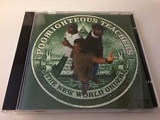 POOR RIGHTEOUS TEACHERS - THE NEW WORLD ORDER - RARE CD
