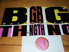 DURAN DURAN - BIG THING / HOLLAND-FOC-LP 1988