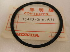HONDA CB 750 Four k0-k6 GUARNIZIONE PER FRECCE VETRO packing, WINKER Lens (US)