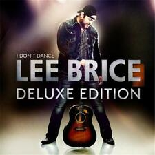 LEE BRICE I DON'T DANCE DELUXE EDITION CD NEW