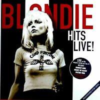 Blondie Hits Live! LP (4 Nov 1978) Paradise, Boston Remaster Gift Idea NEW