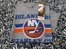 Nwt Nhl New York Islanders Stanley Cup Playoffs Hockey Adult T Shirt Sz Lg T4033