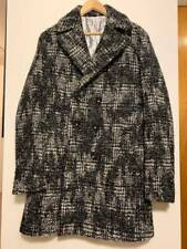 Brian Dales coat jacket overcoat fall winter size 50 made in Italy