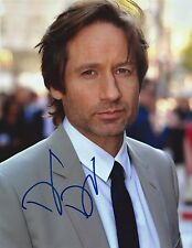 David Duchovny signed 8x10 Photo - The X Files, Fox Mulder